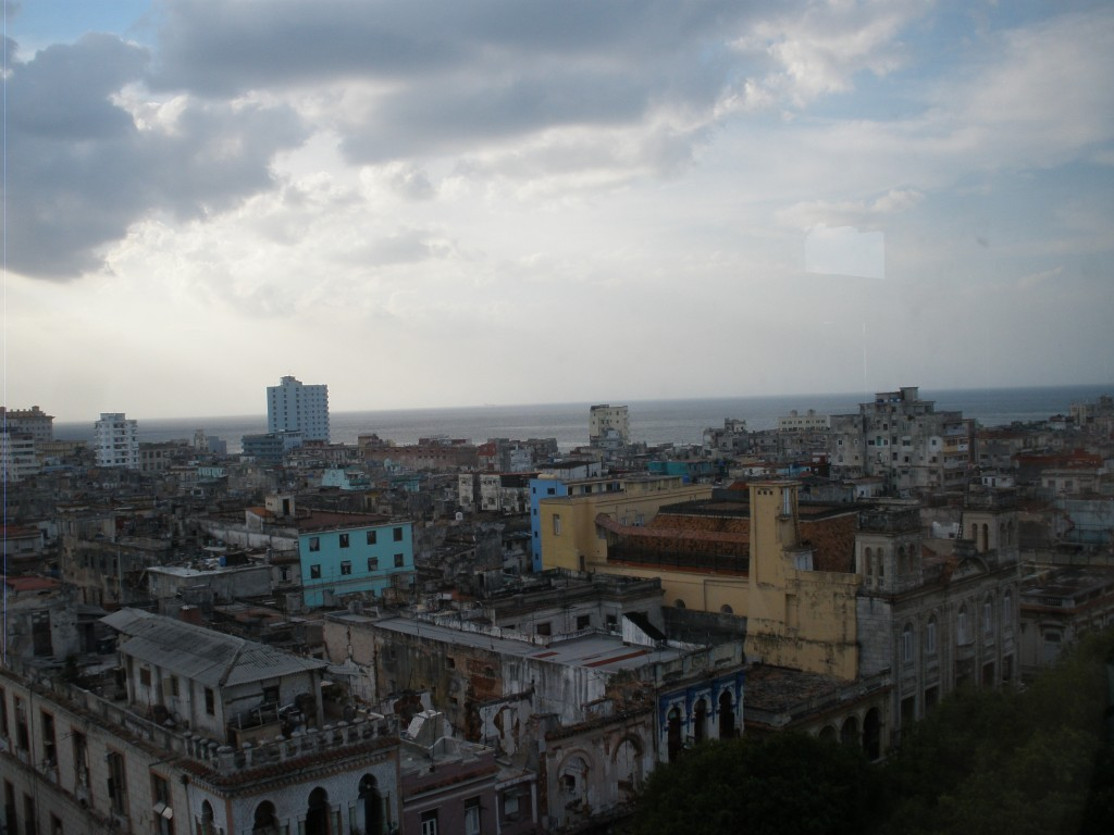 A view of Old Havana